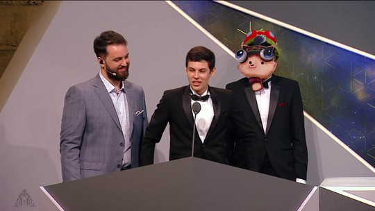 Riyev vence na categoria suporte do Prêmio CBLoL