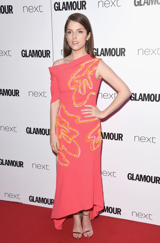Anna Kendrick no Glamour Awards 2017 (Foto: Stuart C. Wilson/Getty Images)