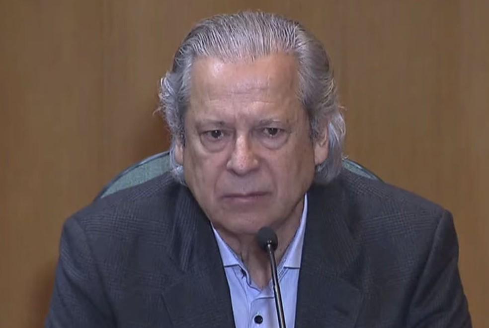 José Dirceu (Foto: Bom Dia Brasil)
