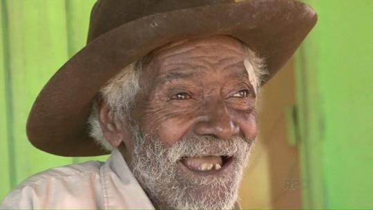 Agricultor paranaense completa 114 anos: 'Ainda quero comprar um avião'