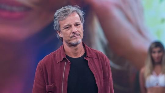 Marcello Novaes fala da emoção de ser homenageado no 'Domingão': 'Ainda estou meio zonzo'