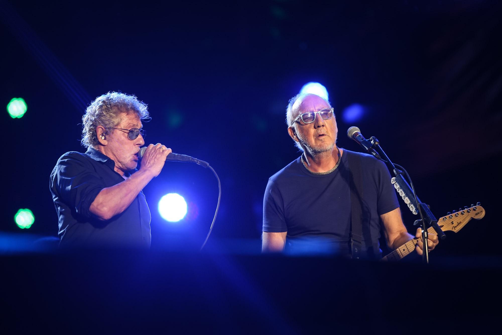 Pete Townshend comenta The Who no Rock in Rio: 'Público cansado mas conhecia as músicas'; VÍDEO