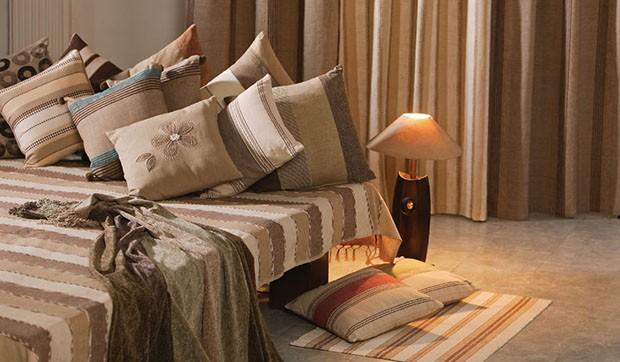 5 marcas indianas de tapetes e tecidos para você conhecer (Foto: Divulgação)