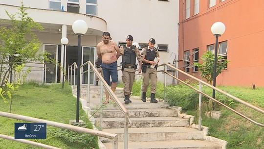 Homem é preso suspeito de matar o próprio pai a facadas na Grande BH
