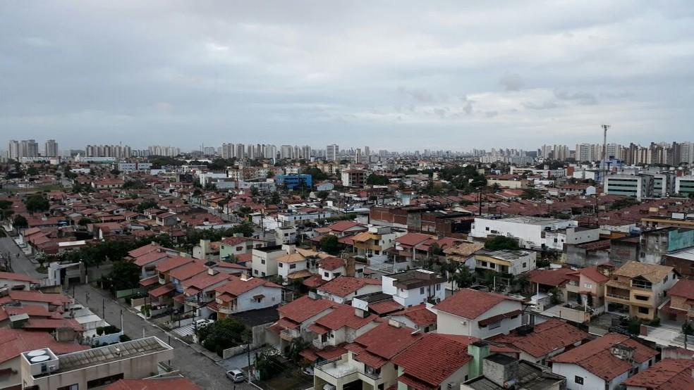 Bairro de Nova Parnamirim terá novas paradas de abastecimento de água (Foto: Fernanda Maribondo)