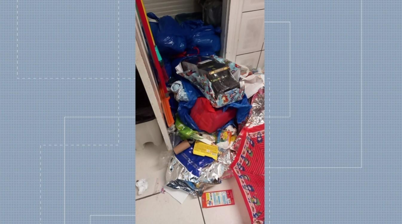 Polícia investiga invasão e furto em escola de Curitiba, com suspeita de que invasores ficaram 24 horas no local