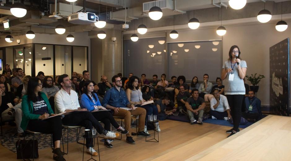Edição São Paulo do Startup Weekend contou com a participação de 90 convidados (Foto: Divulgação)