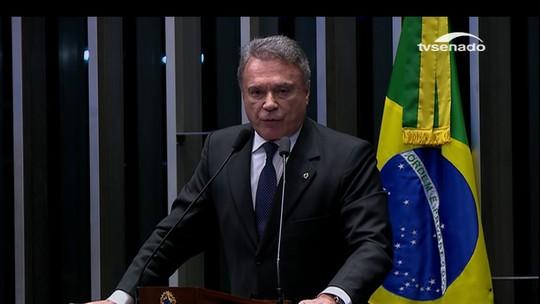 Impeachment no Senado: discurso final de Alvaro Dias (PV-PR)