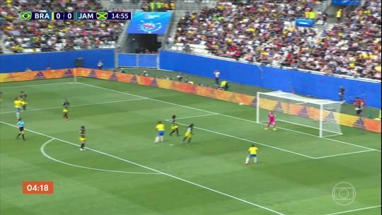 Brasil estreia com vitória na Copa do Mundo Feminina