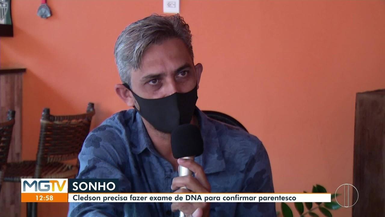 Homem procura por família biológica e precisa de exame de DNA para confirmar parentesco