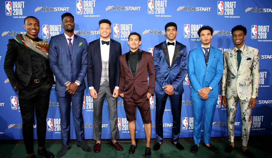 ecf52b91383 ... Liga de Verão 2018 da NBA  destaques