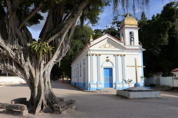 Capela de São Roque, em Paquetá