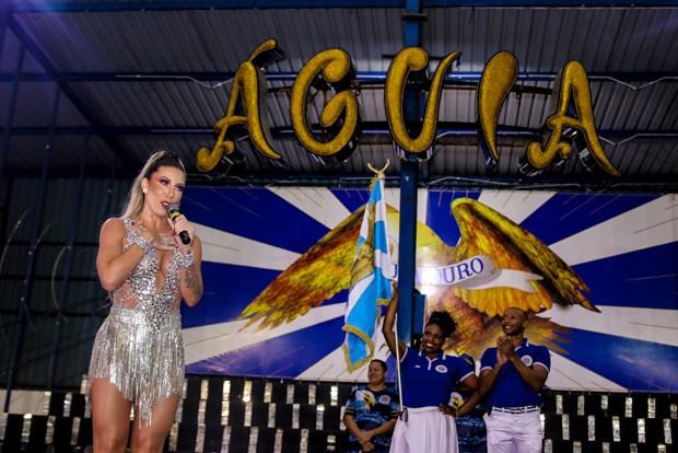 Tati Minerato (Foto: Thiago Duran / AgNews)