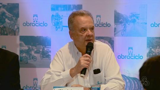 Polo de Duas Rodas da Zona Franca de Manaus deve crescer 5% em 2018, diz Abraciclo