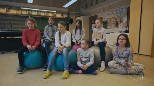 Finlândia tem combinação de aprendizado e atividade física nas escolas