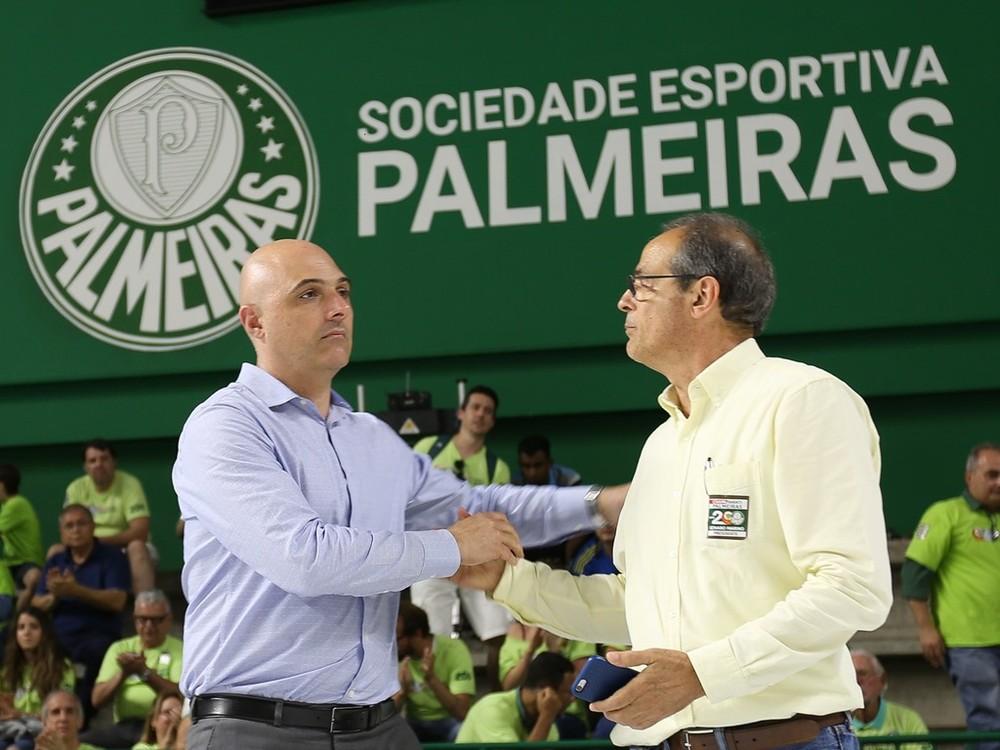 Grupo ligado ao ex-presidente Paulo Nobre decide não apoiar chapa da oposição no Palmeiras