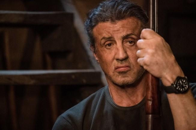 """Sylverster Stallone em """"Rambo: Até o Fim"""" (Foto: Divulgação)"""