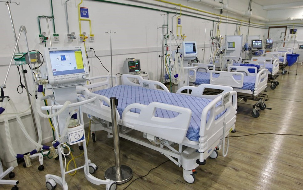 Bahia zera fila de regulação de pacientes intubados com Covid-19 em UPAs, diz secretaria estadual da Saúde — Foto: Mateus Pereira/GOVBA