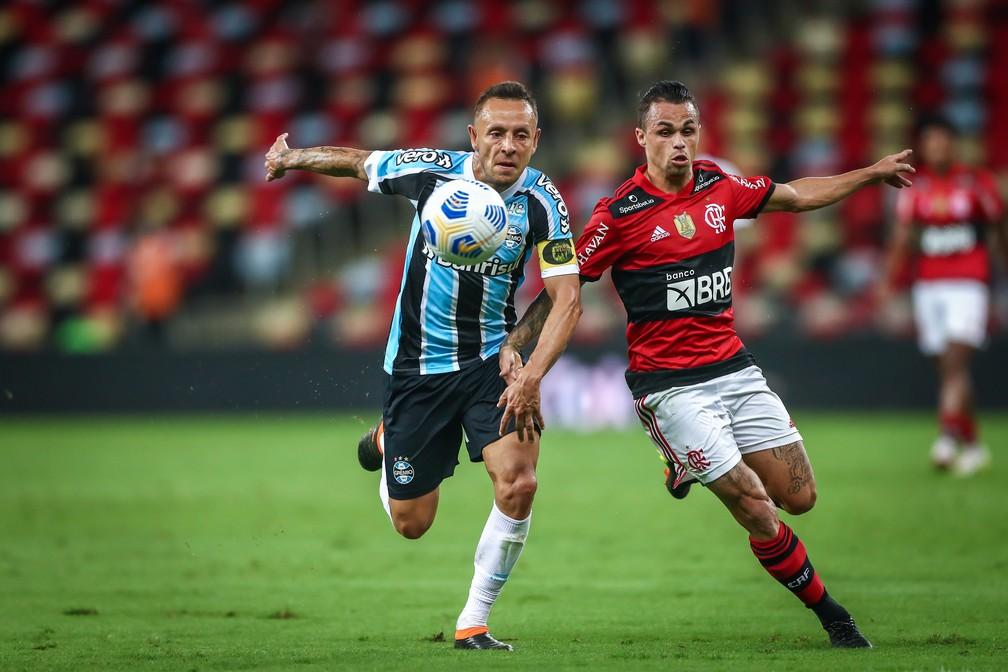 Rubro-negro chega a 10 jogos sem perder para o Grêmio e se aproxima de recorde