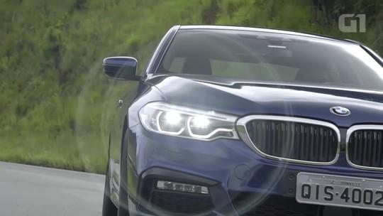 BMW 540i M Sport: primeiras impressões