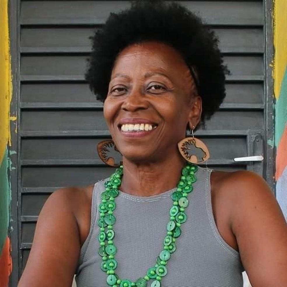 Madu Santos: 'Sou preta, com orgulho' — Foto: Divulgação/ Arquivo pessoal