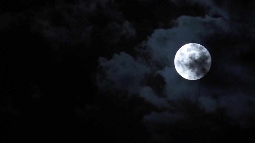 Filósofos antigos acreditavam que a Lua impulsionava a loucura — Foto: Rede Globo