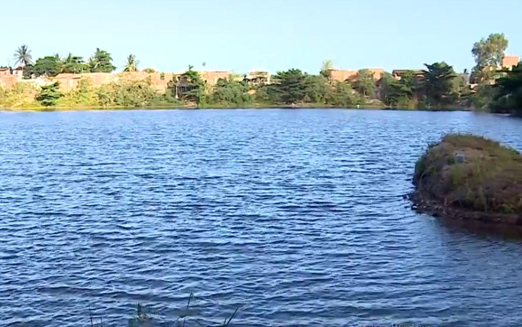 Crianças encontradas mortas em lagoa no Bairro Santa Maria foram assassinadas, diz delegado - Notícias - Plantão Diário