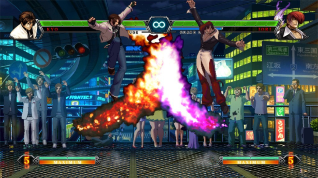 king of fighters 13 pc download