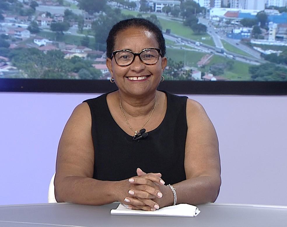 Gracinha assumiu o cargo de prefeita em maio de 2019 após a cassação do mandato de Márcio Tenório (MDB) — Foto: TV Vanguarda/Reprodução