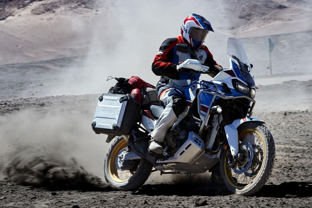 Honda Africa Twin Sports Adventure (Foto: Honda/Divulgação)