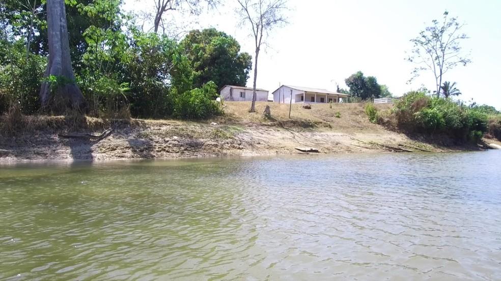 Resex Rio Pacaás Novos, em Guajará-Mirim (RO) — Foto: Divulgação