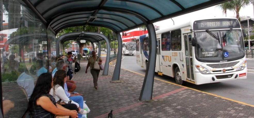 Operação dos ônibus volta ao normal nesta quarta-feira em Jacareí (Foto: Alex Brito/Prefeitura de Jacareí)