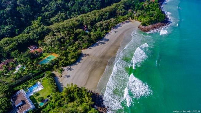 Homem morre afogado na Praia Preta em São Sebastião
