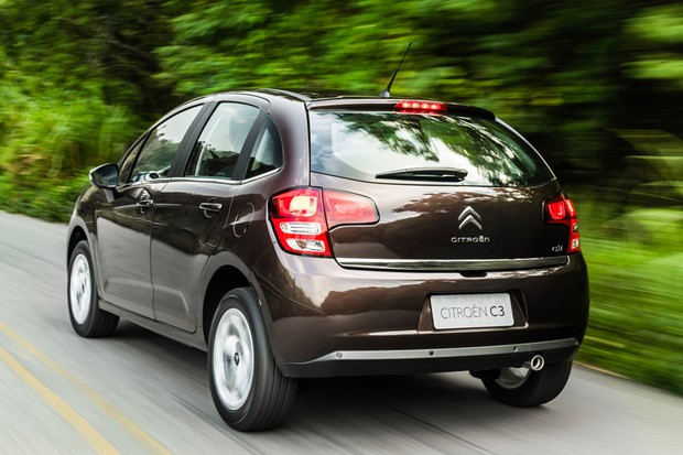 Citroën C3 2018 (Photo: Press Release)