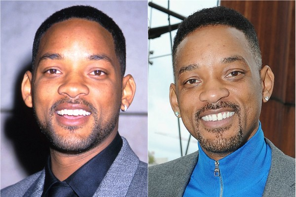 Will Smith não é o único que parece ter parado no tempo (Foto: Getty Images)