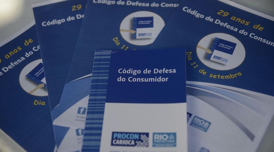 Código do Consumidor  (Foto: Tânia Rêgo/Agência Brasil)