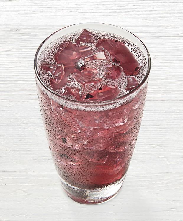 As duas opções de chá gelado contam com limonada e blueberry (Foto: Divulgação)