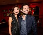 Sophie Charlotte e Daniel de Oliveira | Marcos Ramos