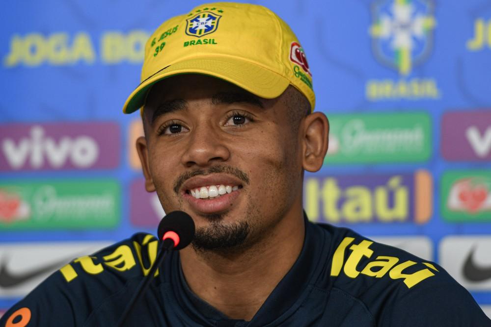 Gabriel Jesus acredita em uma reviravolta alviverde no Brasileirão, e avisa para quem torcerá na final da Libertadores