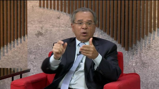 Ministro da Economia critica monopólio da Petrobras no setor petrolífero