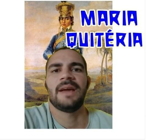 Baiano usa comédia para contar histórias e 'bomba' nas redes sociais após fazer vídeo sobre heroína Maria Quitéria