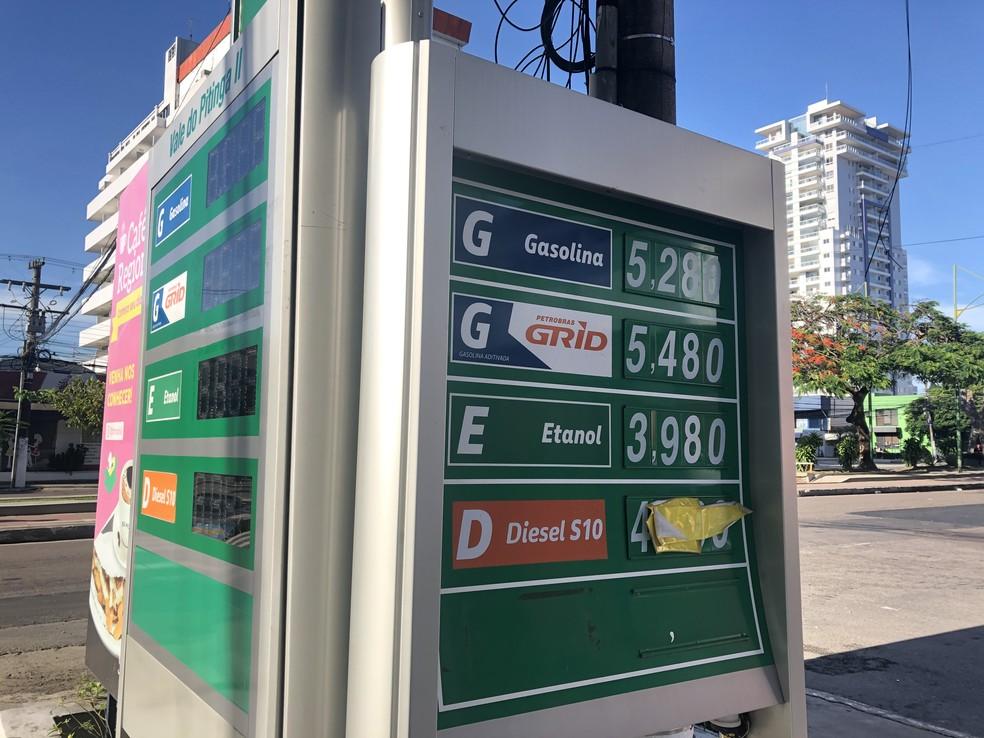 Alta já é sentida no bolso do consumidor.  — Foto: Matheus Castro/G1