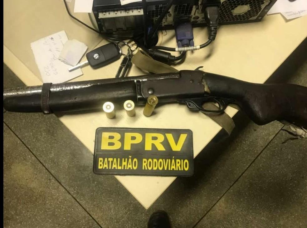 verao - Armas e carros roubados são apreendidos e mais de cem suspeitos são detidos na Operação Verão, no PA