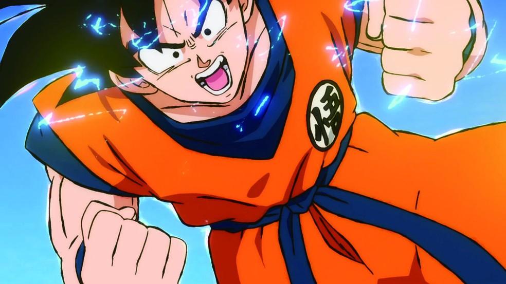 Cena de 'Dragon Ball Super Broly' — Foto: Reprodução