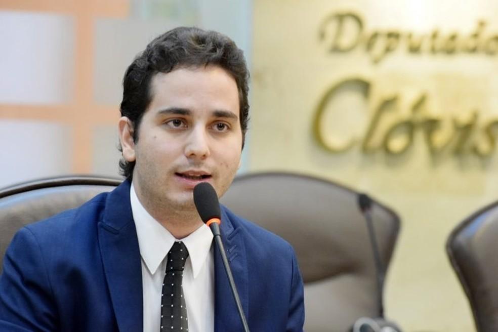 Ex-deputado estadual do RN, Jacó Jácome — Foto: ALRN