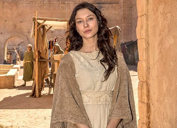 Maria Madalena é interpretada por Day Mesquita (Foto: Edu Moraes/ RecordTV)