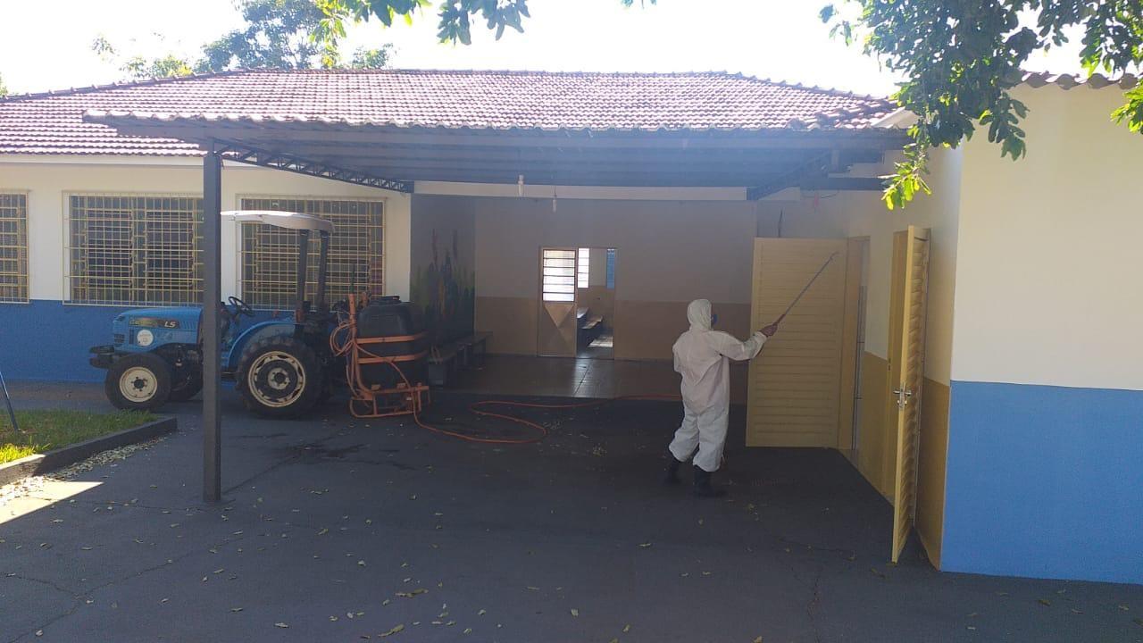 Após colaboradora testar positivo para Covid-19, creche do Jardim das Nações fica fechada até esta quarta-feira em Osvaldo Cruz