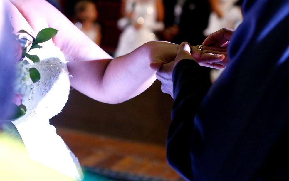 Casamento comunitário vai ser realizado na Serra, Espírito Santo — Foto: Dênio Simões/Agência Brasília/Divulgação