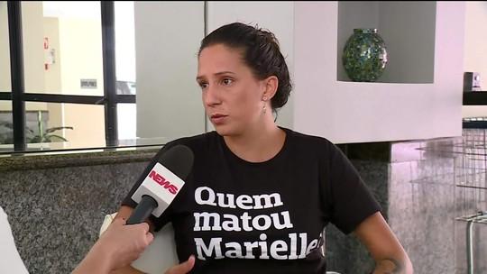 Família de Marielle comemora prisões, mas quer saber quem foi o mandante do crime