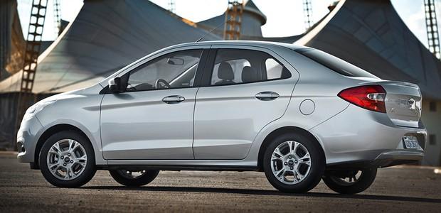 Ford Ka Chega A Partir De R 37 890 Auto Esporte Not 237 Cias